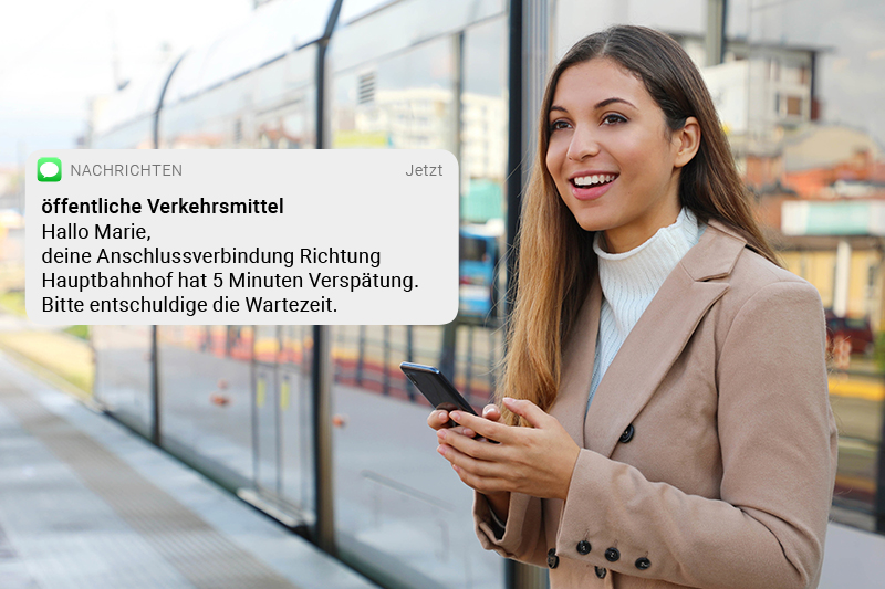 notifications SMS